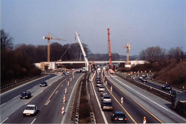 A45: Nächtliche Sperrung in der Anschlussstelle Hagen-Süd