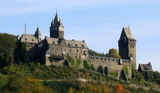Vandalen an der Burg Altena