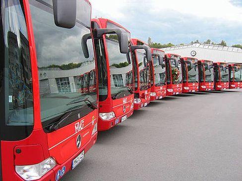 Wichtige Info für die MVG-Aushangfahrpläne im Iserlohner Stadtgebiet