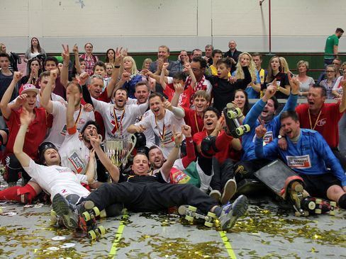 Der 7. Titel ist im Sack – Deutscher Meister 2015