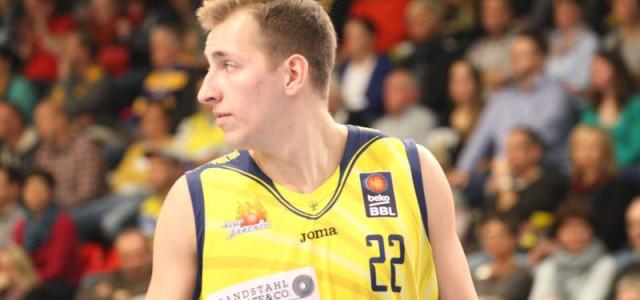 A2-Nationalspieler Jonas Grof kehrt zu Phoenix Hagen zurück