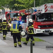 Brandgeruch im Krankenhaus