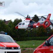 Arbeitsreicher Montagvormittag für Feuerwehr und Rettungsdienst