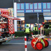 Verkehrsunfall auf dem Kurt-Schumacher-Ring