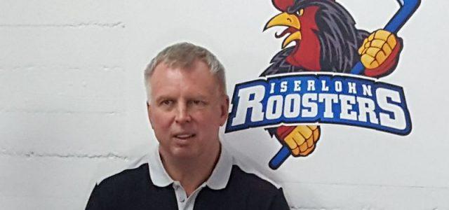 Rob Daum nimmt seine Arrbeit bei den Roosters auf