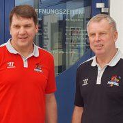 Roosters gegen Mannheim wieder mit Blank und Eklund / Trainer Rob Daum soll am Seilersee verlängern