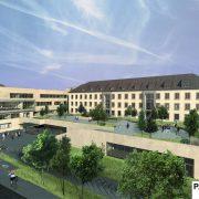 Gesamtschule Seilersee: Bauphase beginnt