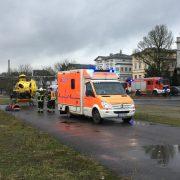 Drei Kinder durch Feuerwerkskörper schwer verletzt