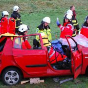 Verkehrsunfall in Dahlsen – Rettungshubschrauber im Einsatz