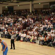 Mehr als nur ein Test: Beim Spiel gegen Phoenix Hagen wird die Matthias-Grothe-Halle offiziell eingeweiht!