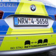 Hemer: Verkehrsunfall mit Verletzten und Flucht