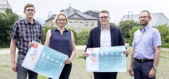 """""""Mein Iserlohn 2040"""" – Bürgerbeteiligung zum Stadtentwicklungskonzept bei Ortsteilspaziergängen und Werkstätten"""