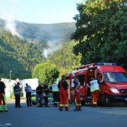 Update zum Waldbrand am Wixberg