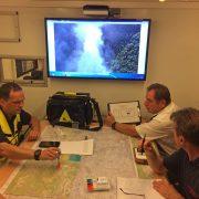 500 Einsatzkräfte bekämpfen Waldbrand am Wixberg