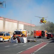 "Verkehrsunfall mit ""Elektromobil"""