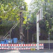 Baugrunduntersuchungen im Plangebiet Schillerplatz