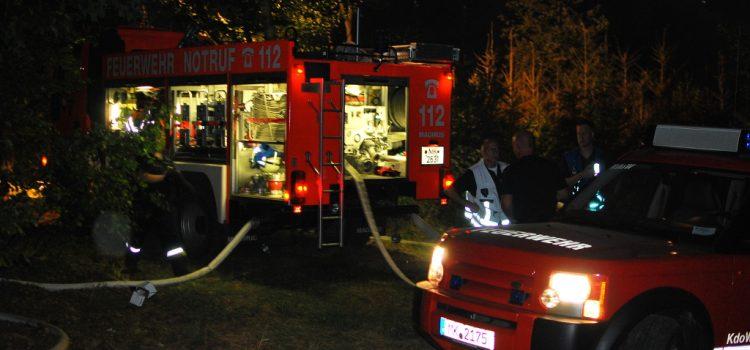 Erneut großer Waldbrand in Altena – Feuerwehr Iserlohn unterstützt bei Löscharbeiten
