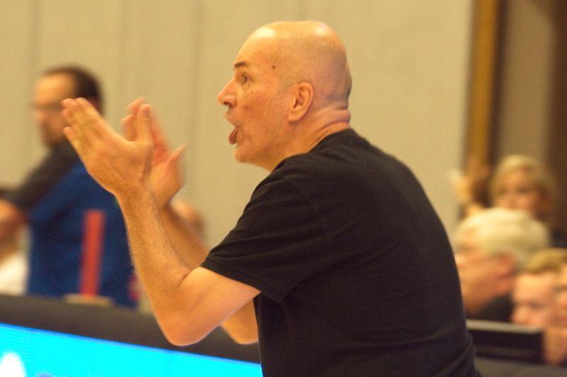 Basketball Testsoiel Iserlohn Kangaroos - Phoenix Hagen, Dragan Torbica - © by Sportstimme.de (MK)