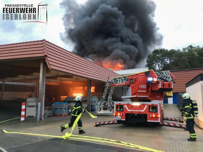 © by Feuerwehr Iserlohn
