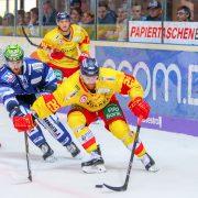4:2 Sieg gegen Düsseldorf! Roosters gehen gestärkt aus der Pre-Season