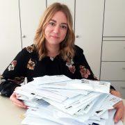 """15.000 Unterschriften für Volksinitiative """"Straßenbaubeitrag abschaffen"""""""