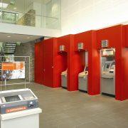 Diebstähle am Geldautomaten