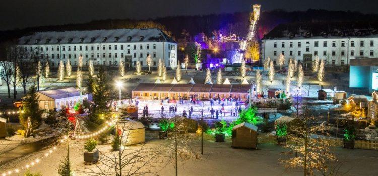 Sparkassen-Wintergarten startet am 16. Dezember – Weihnachtsträume im Sauerlandpark Hemer