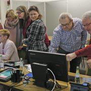 Schweinepest: Krisenstab übt im Kreishaus