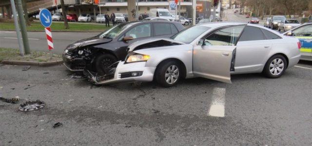 Polizei sucht Zeugen für Verkehrsunfall
